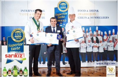 3 awards for Sarıkız from the world's most prestigious taste competition! | Sarıkız